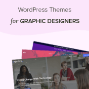 24 Best WordPress Themes for Graphic Designers