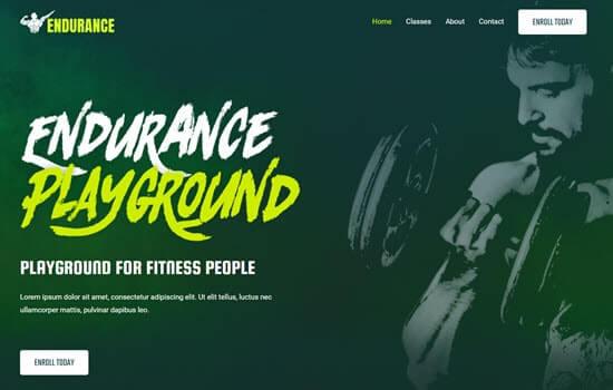 Astra - Endurance Playground