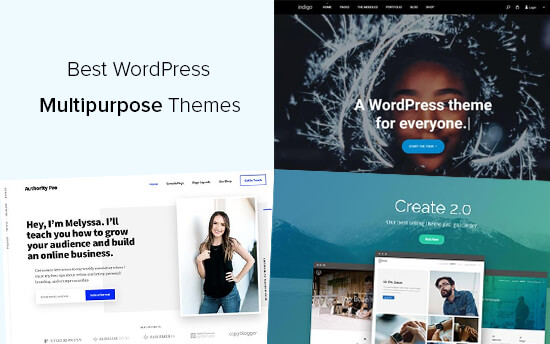 28 Best Wordpress Multipurpose Themes 2021
