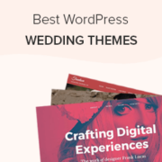 19 Best Wedding WordPress Themes