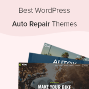 17 Best WordPress Themes for Auto Repair