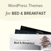 22 Best WordPress Themes for Bed and Breakfasts