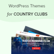 21 Best WordPress Themes for Country Clubs