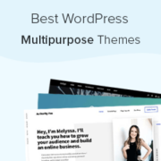29 Best WordPress Multipurpose Themes