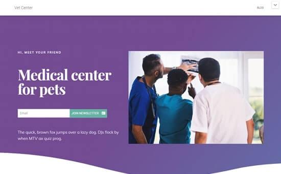 Hestia - Vet Center