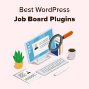 7 Best WordPress Job Board Plugins and Themes
