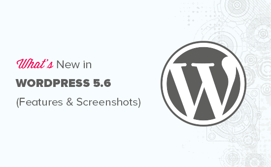 Take a look at what is new in the new WordPress 5.6