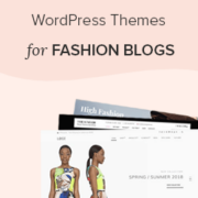 23 Best WordPress Themes for Fashion Blogs
