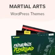 21 Best Martial Arts WordPress Themes