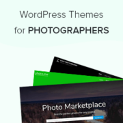 23 Best WordPress Themes for Photographers