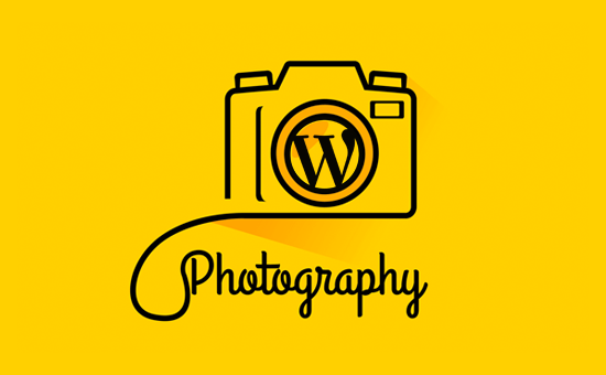 photography website