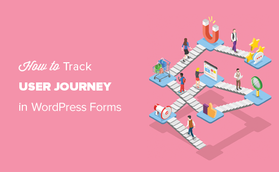 Tracking user journey on WordPress lead forms