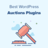 Best Auction Plugins for WordPress