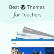 20 Best WordPress Education Themes for Teachers in 2021