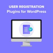 7 Best WordPress User Registration Plugins (Compared) – 2021