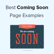 30 Best Coming Soon Page Examples + Templates (2021)