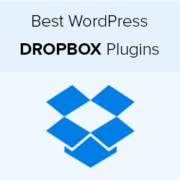 6 Best Dropbox Plugins for WordPress