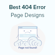 13 Best WordPress 404 Error Page Design Examples