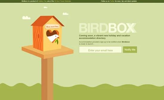 BirdBox 출시 예정