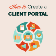 How to Create a Client Portal in WordPress