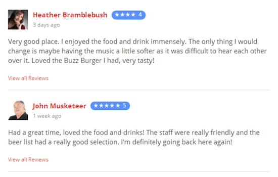 Smash Balloon Facebook customer reviews