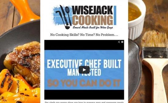 WiseJack 요리