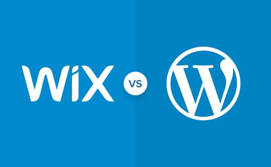 Comparing Wix vs WordPress