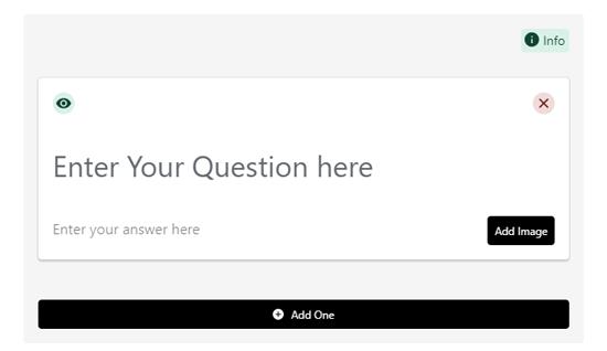 Domande frequenti sullo schema e modulo di risposta