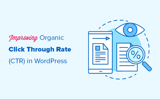Improving organic click through rate CTR in WordPress