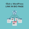 How to Make a Link in Bio Page in WordPress (Linktree Alternative)