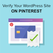 How to Verify Your WordPress Site on Pinterest (Step by Step)