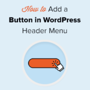How to Add a Button in Your WordPress Header Menu