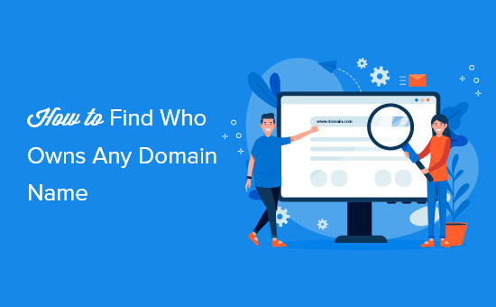 How to find out who actually owns a domain name (3 ways)