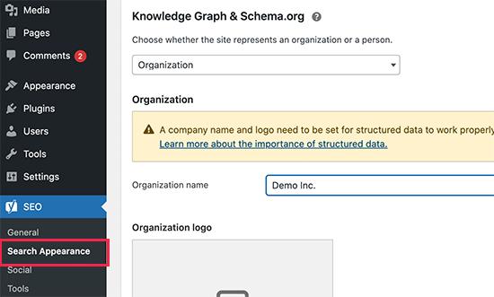 Schema Knowledge Graph