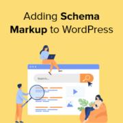 How to Add Schema Markup in WordPress and WooCommerce