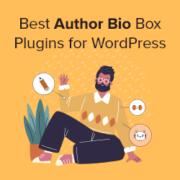 7 Best Free Author Bio Box Plugins for WordPress Compared (2021)