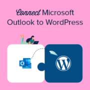 How to Connect Microsoft Outlook to WordPress (Step by Step)