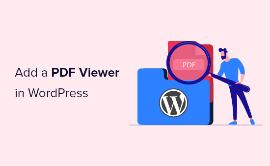 How to Add a PDF Viewer in WordPress