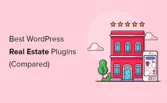 7 best WordPress real estate plugins compared (2021)