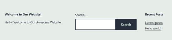 Custom HTML Preview