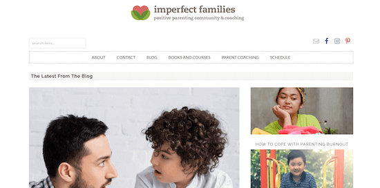 Imperfect Families