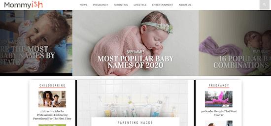 Mommyish Blog