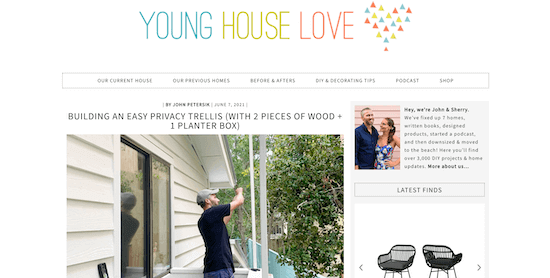 Young House Love Blog