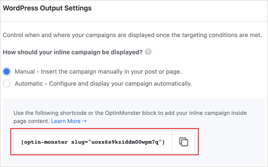 You Need to Add Shortcode to Each Locked Post
