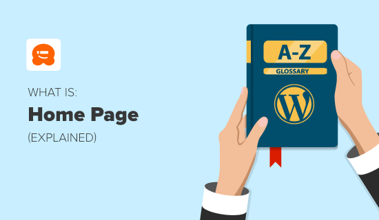 What is a Home Page?
