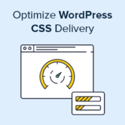 How to Easily Optimize WordPress CSS Delivery (2 Methods)