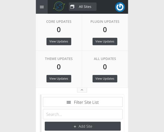 iThemes Sync's Mobile Responsive Design