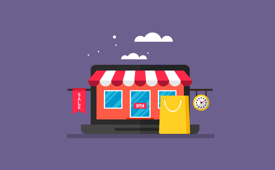 Marketplace website