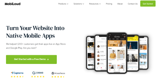 MobiLoud WordPress Plugin