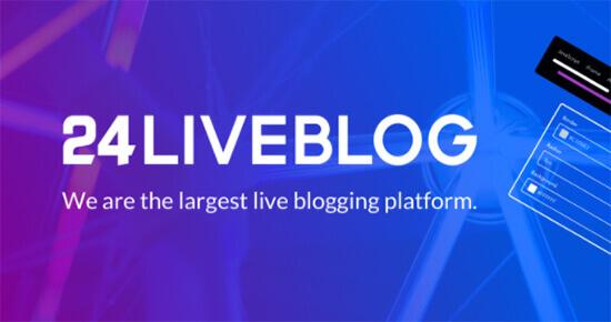 24liveblog free plugin